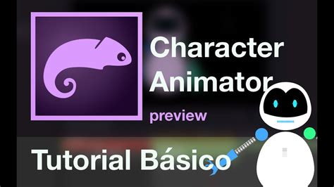 adobe character animator preview tutorial basico youtube