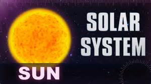 Sun - Solar System & Universe Planets Facts - Animation ...