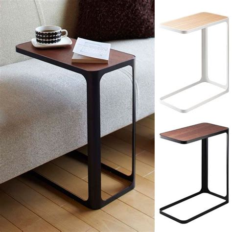 ideas  sofa side table  pinterest mesas bed table  side tables