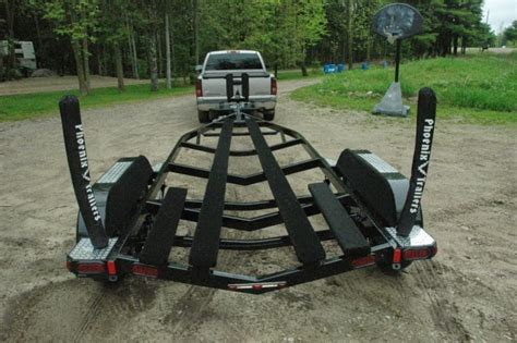 The Boat Motor And Trailer Have Weights by Dyna Ski Boats The Good Bad And Ugly Of Boat Trailers