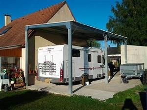 Carport Camping Car : les 9 meilleures images du tableau abris camping car sur ~ Dallasstarsshop.com Idées de Décoration