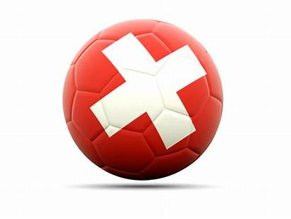 Switzerland Icon Football Flag Commercial Non Use