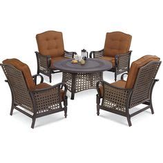 orchard supply outdoor furniture replacement cushions montecito 4 seating set sku 7028749 create a