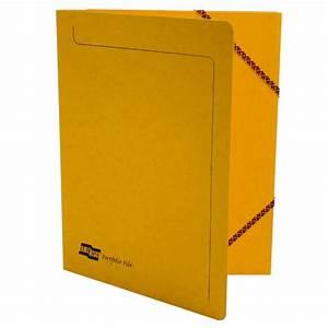 europa exacompta portfolio file yellow staplesr With staples document folder
