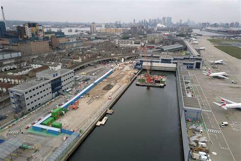 Cementation Makes Progress City Airport Piling Ground