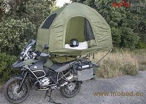 Motorcycle Camping tent MoBed WHAT!!!! Pinterest