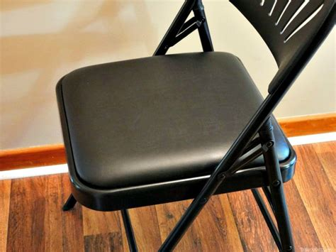 Samsonite Folding Chair Replacement Seat Pads by Starting A Home Office Samsonite Xl Series Fanback Metal
