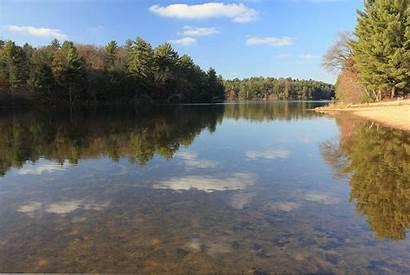Nudist Camp Lake Mirror History