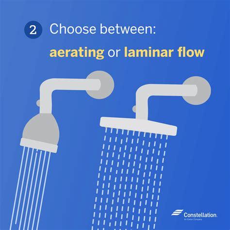 choose   flow shower head