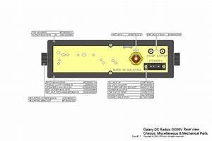 Galaxy Radios Dx66v Service Manual