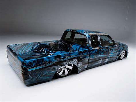 unique painted  toyota tacoma rides  autoevolution