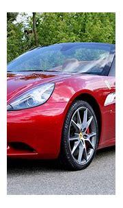 ferrari, California 30, Red, 2012, Speed, Motors ...