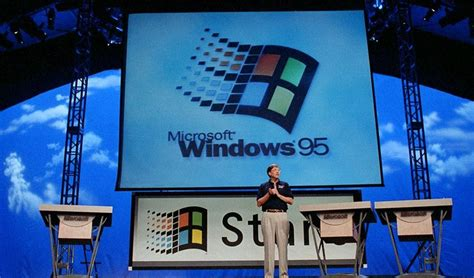 Happy 22nd Birthday Windows 95 — How Bill Gates Changed ...