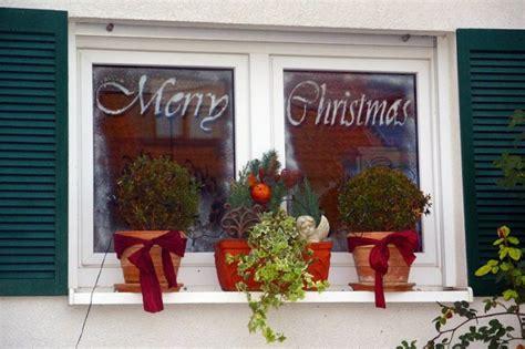 Fensterdeko Weihnachten Aussen by Weihnachtsdeko Weihnachten 2009 Villa Adamo Zimmerschau