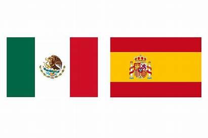 Mexico Spain Flag Flags History Documentary 1h