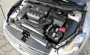 Nissan Altima Engine  2