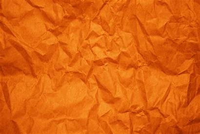 Orange Paper Texture Crumpled Resolution Domain Backgrounds