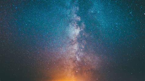 Wallpaper Stars, Milky Way, 4k, Space, #9512