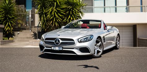 2019 Mercedesbenz Sl To Share Platform With Amg Gt Sl