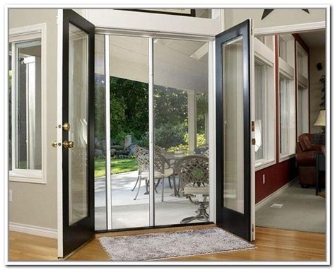 outswing patio doors with screens 17 best images about for the home on porch