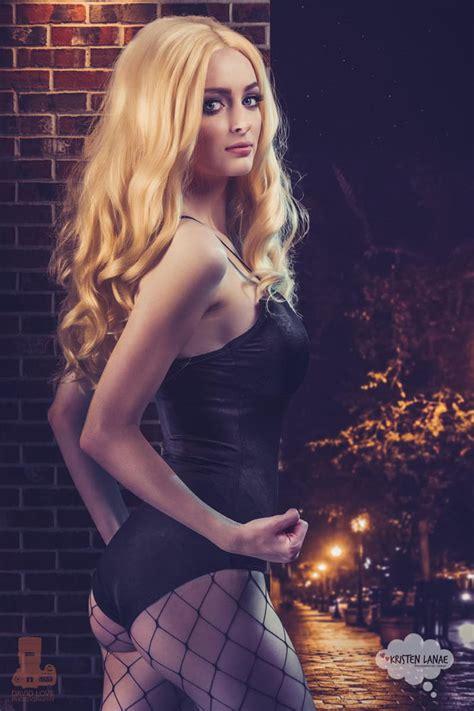 Black Canary By Kristen Lanae 9gag