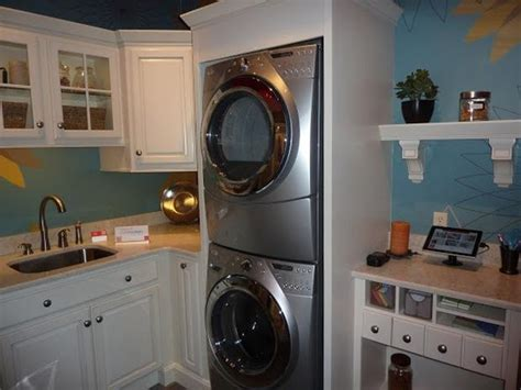 stackable washers dryers types pros cons homeadvisor