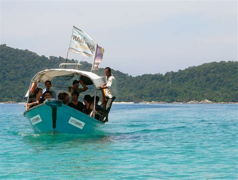 Speed Boat Malaysia by Perhentian Kecil Island Vanillaseven Page 7