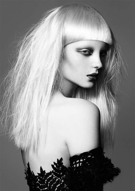 images   length blunt haircut  pinterest