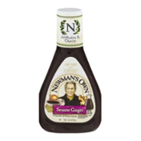 paul newman alfredo sauce newmans own dressing a delicious salad power punch