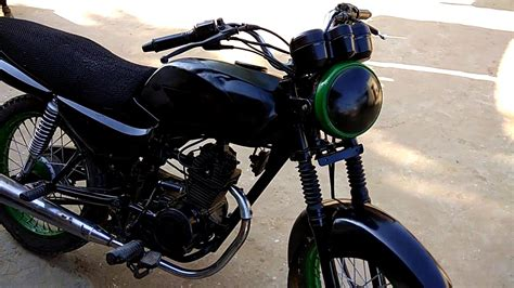 Boxer Modify Bike Pic by Bajaj Ct100 To Cafe Racer Cafe Racer In 2018 T Scrambler