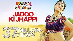 Jadoo Ki Jhappi Lyrical Video