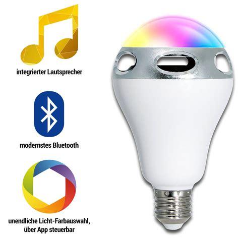 Lautsprecher Led Le by Led Le Mit Bluetooth Lautsprecher Mipow Playbulb Lite
