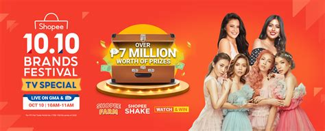 Shopee Strengthens Supports for Brands with 10.10 Brands ...