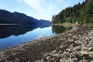 Alaska Landscape Mountains Lake