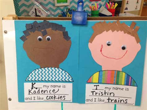 photos self concept activities for preschoolers 625 | preschool wonders all about me 5 for friday we made self portraits and introduced the concept of alliteration after reading a my name is