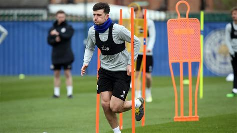 harry maguire set manchester united medical reports premier