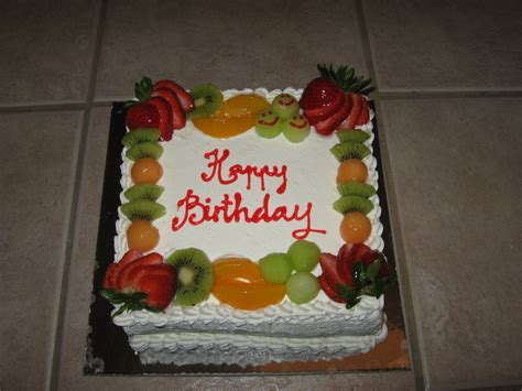 cakes decorated with fruit cakes d orange cake