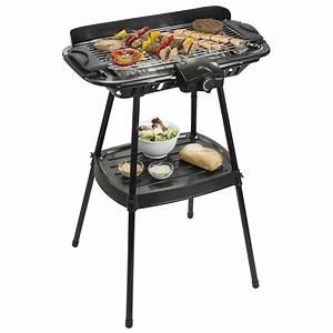 Plancha électrique Sur Pied : barbecue electrique sur pieds aja902s aja902s achat ~ Dailycaller-alerts.com Idées de Décoration