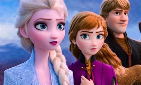 Disney Dévoile Le Premier Teaser De «la Reine Des Neiges 2»