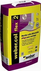 Sac De Colle Carrelage : mortier colle pour carrelage c2s1 eg weber col flex 2 ~ Dailycaller-alerts.com Idées de Décoration