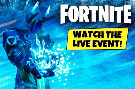 fortnite event time    fortnite  event