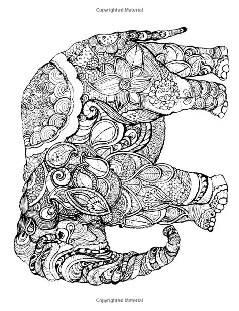 relaxing coloring pages really relaxing colouring book 6 indian