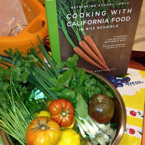 ca cuisine cooking with california food in k 12 schools ecoliteracy org