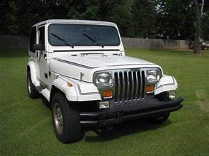 Sell Used 1989 Jeep Wrangler Laredo Sport Utility 2