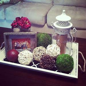 Decorating, Coffee, Tables, Spring, Home, Decor, Coffee, Table, Centerpieces