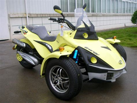 Brp Can-am 250cc Single Cylinder Three Wheels Motorcycles