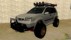 Nissan X Trail 4x4 : nissan x trail 4x4 dirty by greedy for gta san andreas ~ Medecine-chirurgie-esthetiques.com Avis de Voitures