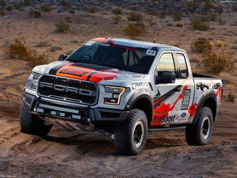 Ford F-150 Raptor Race Truck (2017)