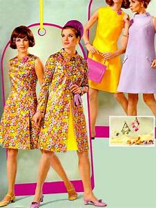 Groovy 60s fashion – when what you really want to do is ...