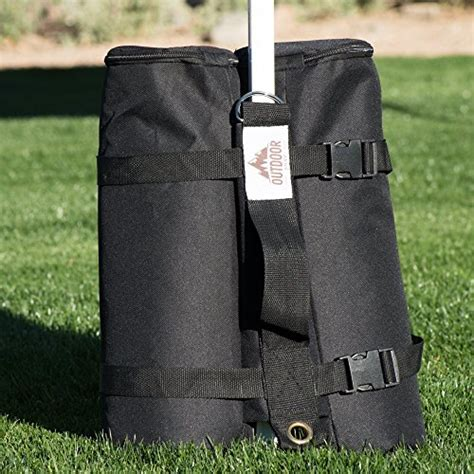 large canopy weight bags  lbs  portable canopy instant canopy    instant shelter